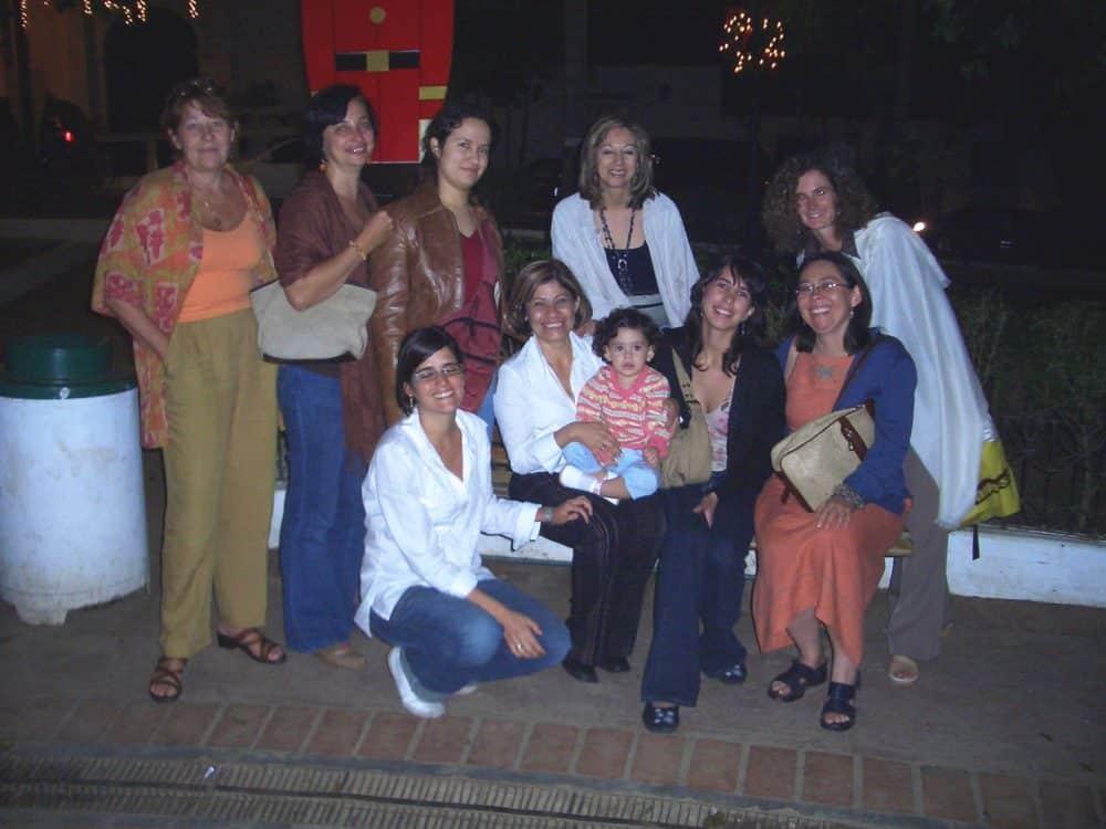 2006 Presencial 1 de paseo