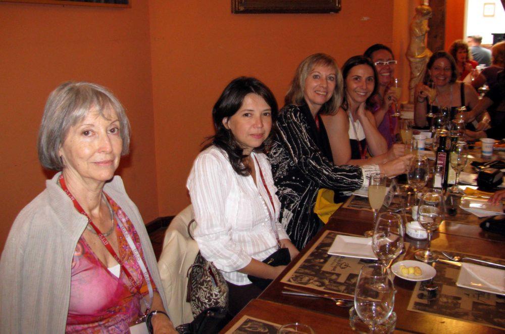 2010 Encuentro de exalumnos en Chile