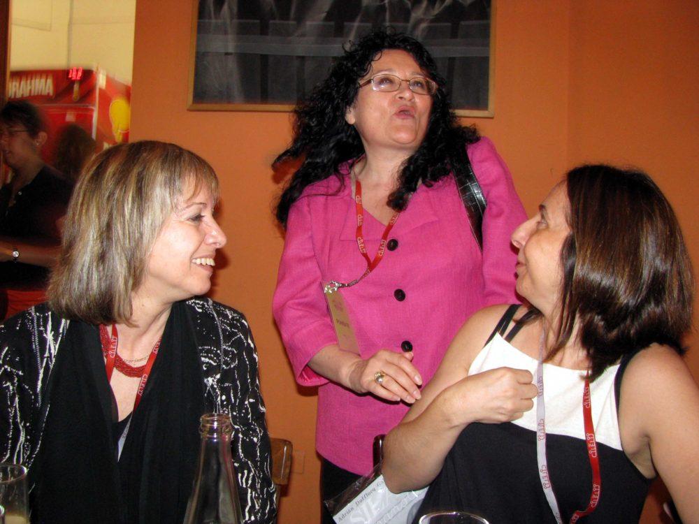 2010 Encuentro en Chile