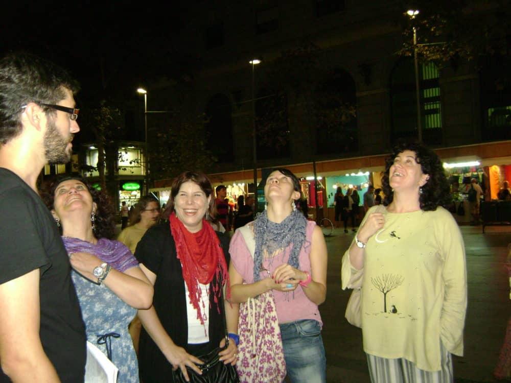 2011 Comenzando_el_paseo_por_el_barrio_Gotigo5ta edicion