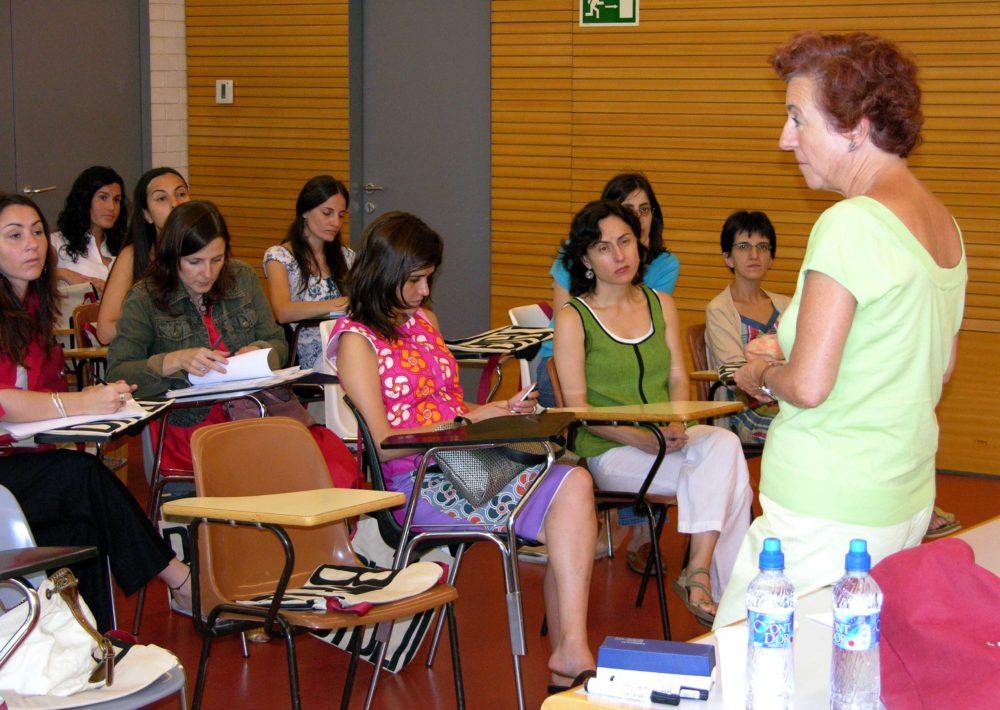 2006 Visita a biblioteca X.Benguerel. Núria Ventura