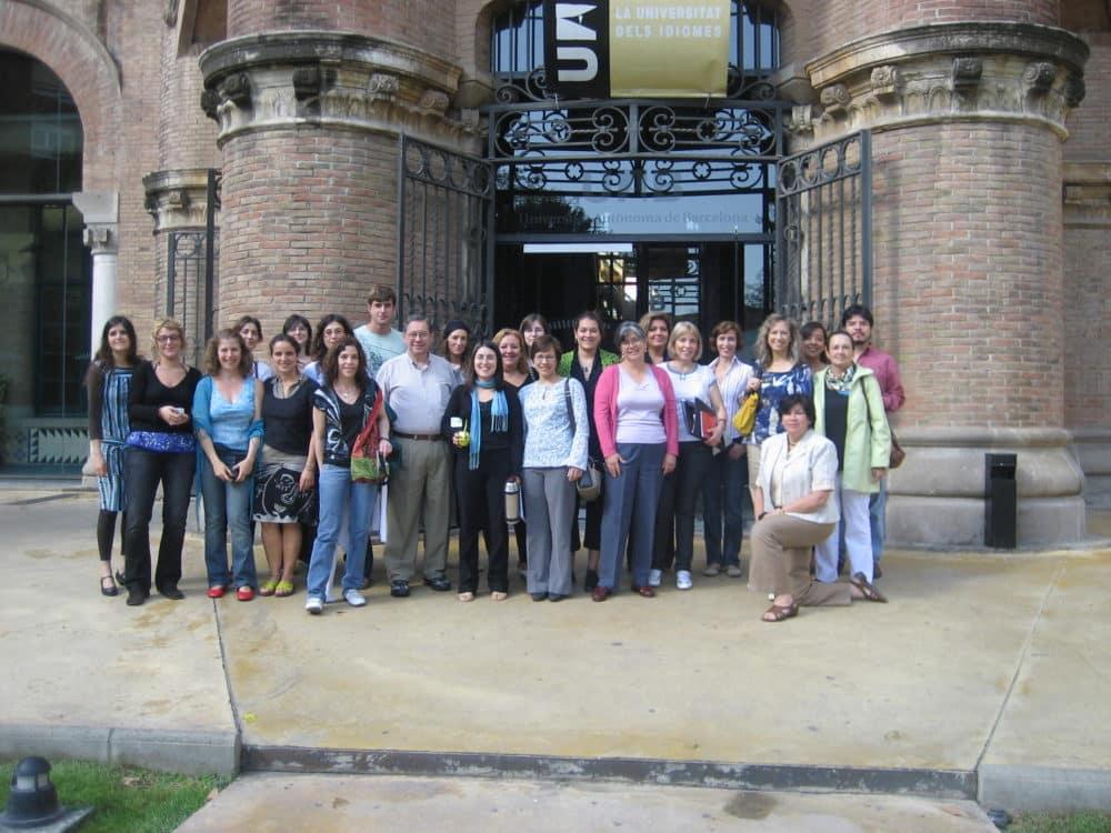 2007 Presencial los alumnos