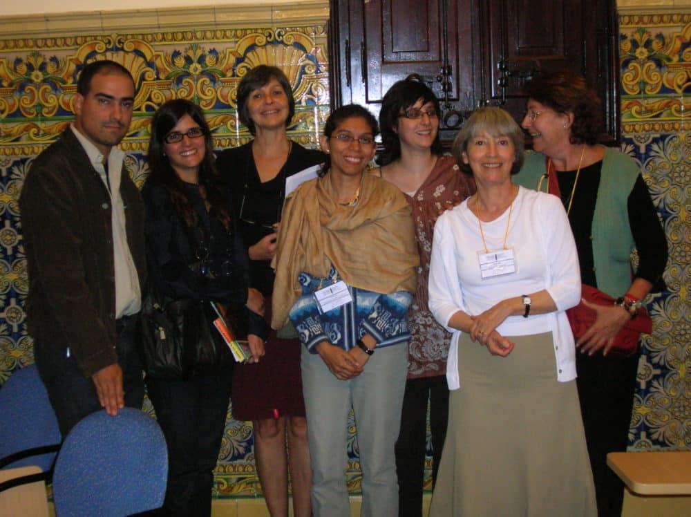 delegación Banco del Libro 2007